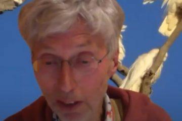 Johan Vollenbroek vertelt over zijn drijfveren en manier van werken tijdens het Duurzaamheidscafé