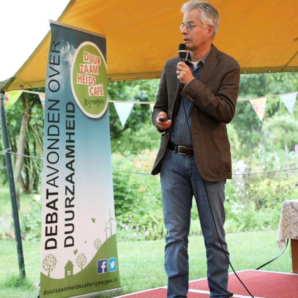 Verslag Duurzaamheidscafé #2 2021: 'Geen biodiversi-tijd te verliezen'